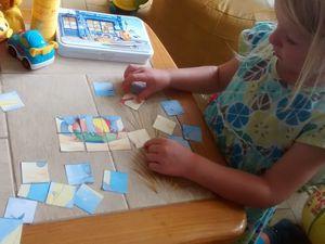 puzzle Alex la souris