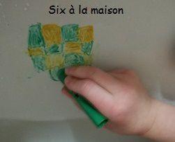 Les crayons de bain Munchkin