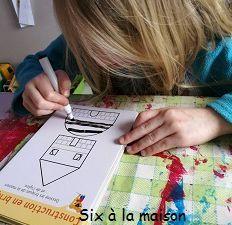 cartes Maternelle mes premières découverte de GJ éducation écriture GS CP