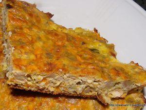 omelette de bananes au four