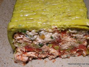 terrine de saumon/asperges
