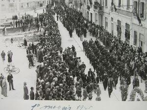 Lissone Primo Maggio 1945