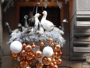 Le marché de Noël à Strasbourg ( la suite )