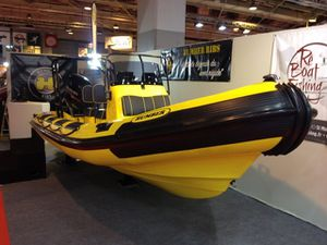 HUMBER SEMI-RIGIDE AU NAUTIC 2015 LES PHOTOS DU STAND