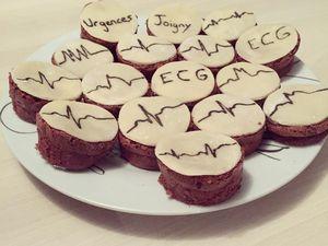 Cupcakes ECG