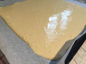 Gâteau roulé express