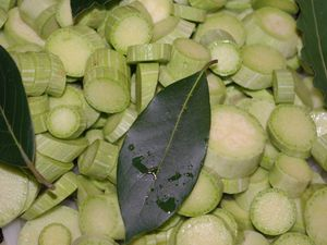 Zucchine façon Pina