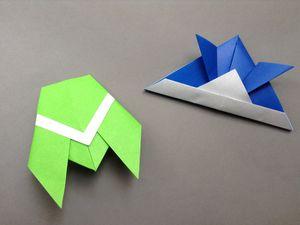 Atelier Origami le 15 mai