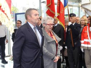 Photos D.R. UNADIF-FNDIR-ADIF-FNDIR 56 : Dépôt de gerbe et allocution du Président Bruno Vigouroux