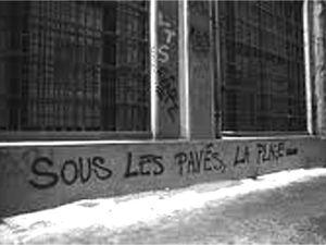 L'histoire en marche : géopolitique de la chaussure (2/2) : 1968-1969 - « Sous les pavés, la plage… »