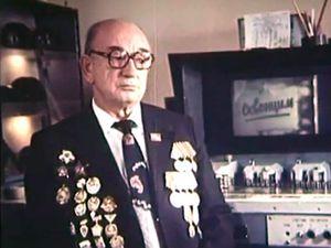 Le commandant Alexander  Vorontsov pendant la guerre et dans les années 1990