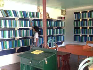 San Carlos Borromeo Church and the Batanes Blank Book Archive