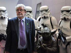GRAND ANGLE... GEORGE LUCAS