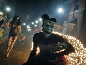 CRITIQUE: &quot&#x3B;AMERICAN NIGHTMARE 3: ÉLECTIONS&quot&#x3B;