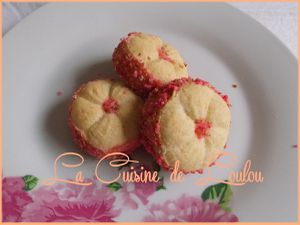 Mooncakes aux fruits secs