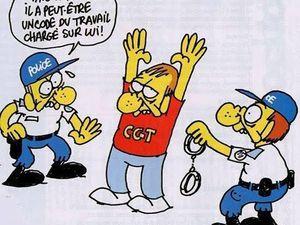 la loi El Khomri contre le droit du travail, pour le grand patronat du CAC 40 et le Médef.