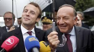 Les facettes de Macron: Un révolutionnaire de paille au service des banques et du grand patronat.