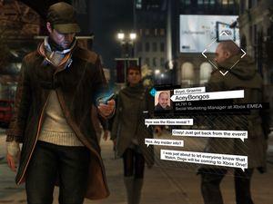 Votre smartphone vous permet de pirater le compte en banque des civils et d'afficher leur profile.