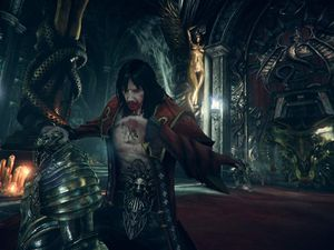 [TEST] Castelvania : Lord Of Shadow 2.