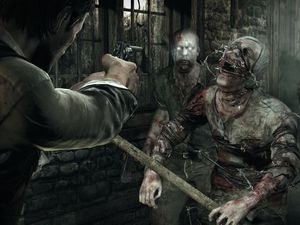[TEST] The Evil Within.