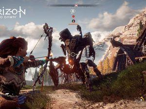 Les animations d'Aloy et plus généralement de toutes les créatures du jeu sont remarquablement naturelles, réalistes.