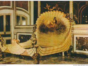 La traviatta, le grand lit avec Olympia de Manet, le lit de la Païva et la soprano Ermonela Jaho