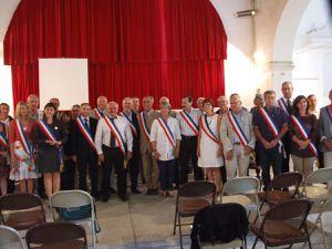 DEPARTEMENT/VOLONNE           Les MairesRuraux se sont mobilisés