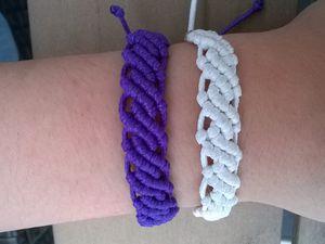 bracelets en série