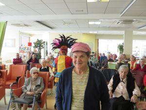 2ème quinzaine de mai à la maison de retraite