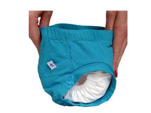 Côté apprentissage de la propreté, la culotte est désormais disponible en Framboise pour les plus grandes. Parfaite pour arrêter progressivement les couches, elle s'enfile et s'enlève facilement, pas besoin de papa ni de maman, les enfants peuvent s'y mettre tous seuls, comme des grands !