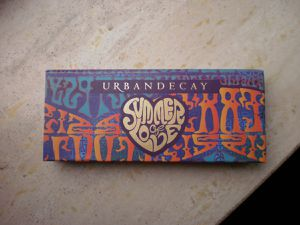 Le Flash d'Urban Decay que pour ma part, j'ai dans ma palette SUMMER LOVE