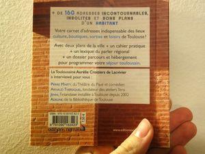 5 questions à Aurélie, auteure de Toulouse l'Essentiel