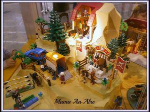 Village Playmobil à Vannes