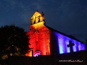 Autour de l'église romane Saint-Pierre sons et...