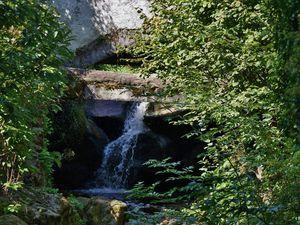 Montaclier / Gorges d' Enval.