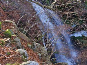 La cascade de la Graille