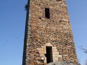 La Tour De Besse (Cézallier)