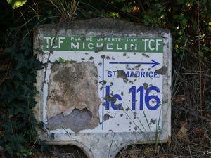 De St-Maurice es Allier à Mirefleurs: le vallon des Bouys