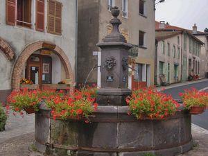 Rando en Livradois-Forez : St-Germain-l' Herm.