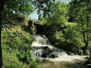 La cascade de Montfermy