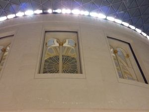 Hall central du musée