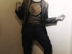 Guérilla / And the beat goes on - © Levalet