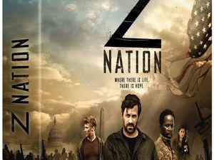Z Nation, la saison 1 bientôt en DVD/Blu-ray