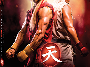 Street Fighter : Assassin's Fist en DVD et Blu-ray le 15 avril 2015 !