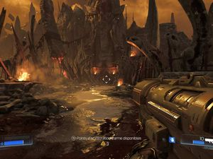 Test DOOM [Xbox One]