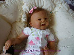 Un nouvel ange est né : Charlotte (Adoptée)