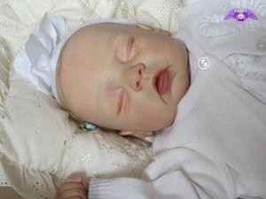 Un nouvelle ange est né : Louise