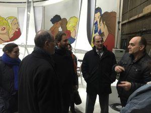 ACTUALITE: Les studios de cinéma sont sauvés, 6 hectares restent à aménager
