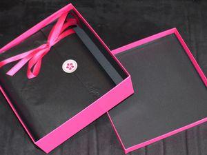 Revue - la Pink Box de septembre