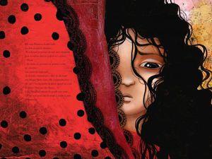♥ Lucía, petite danseuse de flamenco